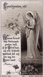 Bidprentje-Johannes-Dirks-Hollander-afbeelding